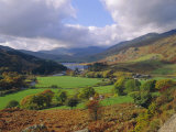 Capel Curig and Snowdonia, North Wales, UK Photographic Print by Nigel Francis