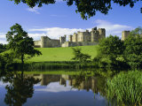 Alnwick Castle, Alnwick, Northumberland, England, UK Photographic Print by Roy Rainford