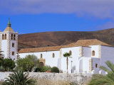 Monestery at Betancuria, Fuerteventura, Canary Islands, Spain Photographic Print by Nigel Francis