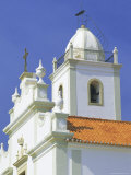 Church, Albufeira, Algarve, Portugal, Europe Photographic Print by Mark Mawson