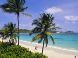 Half Moon Bay, Antigua, Caribbean, West Indies Photographic Print by John Miller