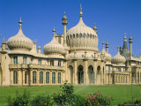 Royal Pavilion, Brighton, Sussex, England Photographic Print by Nigel Francis