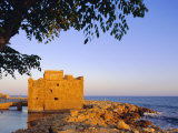 The Castle, Paphos, Cyprus, Europe Photographic Print by John Miller