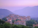 Ste Lucie De Tallano, Near Sarlene, Corsica, France Photographic Print by John Miller
