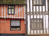 Timbered Buildings, Lavenham, Suffolk, England Photographic Print by Mark Mawson