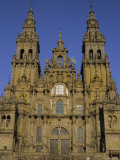 Cathedral, Santiago De Compostela, Galicia, Spain, Europe Photographic Print by John Miller