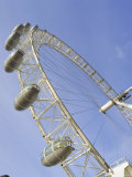 The London Eye, Built to Commemorate the Millennium, London, England, UK Photographic Print by Mark Mawson