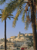 Ibiza Town, Ibiza, Balearic Islands, Spain, Europe Photographic Print by John Miller