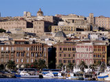 Cagliari, Sardinia, Italy, Europe Photographic Print by John Miller