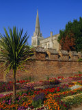 Chichester Cathedral and Gardens, Chichester, West Sussex, England, UK, Europe Photographic Print by John Miller