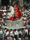 Festival of Corpus Christi, Cuzco, Peru, South America Lmina fotogrfica por Rob Cousins