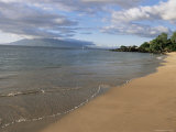 Wailea Beach, Maui, Hawaii, Hawaiian Islands, Pacific, USA Photographic Print by Alison Wright