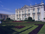 Royal Palace of Queluz, Near Lisbon, Portugal, Europe Photographic Print by Michael Short