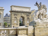 Ard De Triomphe, Montpellier, Languedoc, France, Europe Photographic Print by John Miller