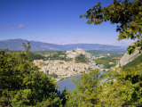 Sisteron, Provence, France, Europe Photographic Print by John Miller