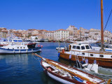 La Maddalena Harbour, Sardinia, Italy, Europe Photographic Print by John Miller