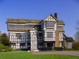 Little Moreton Hall, Congleton, Cheshire, England Photographic Print by Nigel Francis