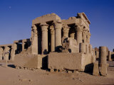 Temple of Sobek and Horus, Kom Ombo, Egypt, North Africa, Africa Photographic Print by Michael Short
