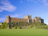 Bamburgh Castle, Northumberland, England Photographic Print by Nigel Francis