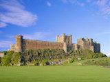 Bamburgh Castle, Northumberland, England Photographic Print by Nigel Francis