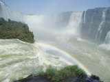 Iguacu Falls, Brazil, South America Photographic Print by Rob Cousins