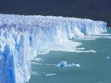 Perito Moreno Glacier, Glaciers National Park, Patagonia, Argentina Photographic Print by Derek Furlong