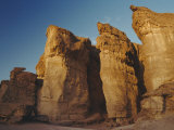 Solomon's Pillars, Timna Valley, Israel, Middle East Photographic Print by Fred Friberg