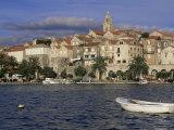 Korcula Town, Korcula Islan, Dalmatia Region, Croatia Photographic Print by John Miller