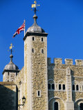 Detail, Tower of London, London, England, UK Photographic Print by John Miller
