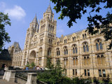 The Natural History Museum, South Kensington, London, England, UK Photographic Print by Mark Mawson