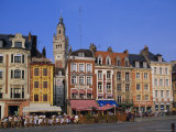 Grand Place, Lille, Nord Pas De Calais, France, Europe Photographic Print by John Miller