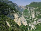 Gorges Du Verdon (Verdon Gorges), Alpes-De-Haute Provence, Provence, France, Europe Photographic Print by John Miller