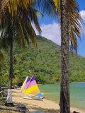 Reduit Beach, Rodney Bay, St. Lucia, Caribbean Photographic Print by John Miller