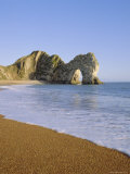 Durdle Door (Purbeck Limestone), Dorset, England Photographic Print by Nigel Francis