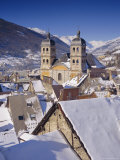 Briancon, Hautes-Alpes, Provence, France, Europe Photographic Print by John Miller