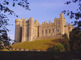 Arundel Castle, Sussex, England Photographic Print by John Miller
