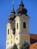 Tihany, Near Balatonfured, Lake Balaton, Hungary, Europe Photographic Print by John Miller