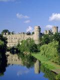 Warwick Castle, Warwickshire, England Photographic Print by Nigel Francis