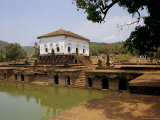 Safa Shahouri Mosque, Built in 1560, Near Pronda, Goa, India Photographic Print by Michael Short