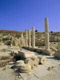Archaeological Site of Amathous, Cyprus Photographic Print by John Miller
