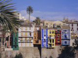 Villajoyosa, Costa Blanca, Valencia, Spain, Europe Photographic Print by John Miller