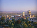 View from Castle of Trujillo, Caceves, Extremadura, Photographic Print