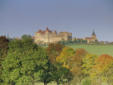 Chateauneuf, Burgundy, France, Europe Photographic Print by John Miller
