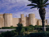Ribat of Harthema, Monastir, Tunisia, North Africa, Africa Photographic Print by Michael Short