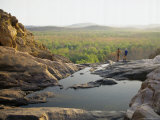Gunlom Falls, Kakadu National Park, Unesco World Heritage Site, Australia, Pacific Photographic Print by Jennifer Fry