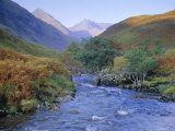 Glen Shiel, North West Highlands, Highlands Region, Scotland, UK, Europe Photographic Print by John Miller