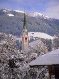Alpbach, Tyrol, Austria Photographic Print by John Miller