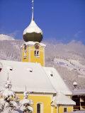 Westendorf, Tyrol, Austria Photographic Print by John Miller