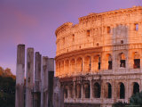 Colosseum, Rome, Italy Photographic Print by John Miller
