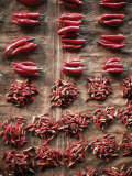 Chilies for Sale, Alor Island, Alor, Indonesia, Southeast Asia, Asia Photographic Print by Alison Wright